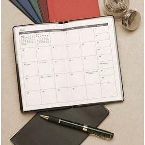 The Standard Pocket Monthly Planner