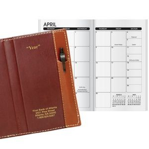 Legacy Delta Plus Work Monthly Pocket Planner
